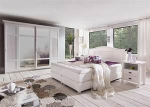 Boxspring Bett Landhausstil : pin von moebilia gmbh co kg auf schlafzimmerm bel pinterest ~ Markanthonyermac.com Haus und Dekorationen