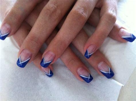 d 233 co ongles bleu id 233 es nail ongles bleus ongles et bleu