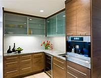 glass kitchen cabinets 28 Kitchen Cabinet Ideas With Glass Doors For A Sparkling ...