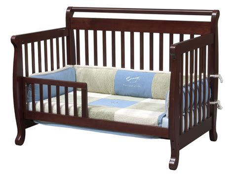 baby cribs for davinci emily 4 in 1 convertible baby crib in cherry w