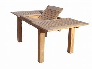 Gartenmöbel Tisch Ausziehbar : teak tisch 120 180x90 cm ausziehbar esstisch gartenm bel gartentisch ~ Markanthonyermac.com Haus und Dekorationen