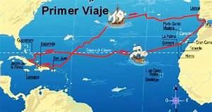 Primer viaje de Cristóbal Colón - Cristobal Colón