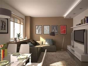 Kleines Wohnzimmer Gestalten : kleines wohnzimmer modern einrichten tipps und beispiele ~ Markanthonyermac.com Haus und Dekorationen