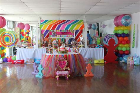 Candy Land Sweet Shoppe Birthday Party Ideas  Photo 16 Of