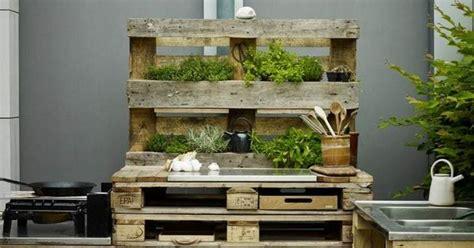 Outdoor Küche Aus Paletten Selber Bauen