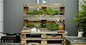 Küche Aus Paletten : outdoor k che aus paletten selber bauen residence pinterest ~ Markanthonyermac.com Haus und Dekorationen