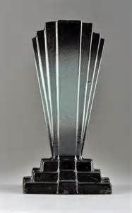 deco glass sculpture deco
