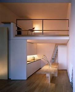 1 Zimmer Wohnung Einrichtungsideen : einrichtungsideen 1 zimmer wohnung ~ Markanthonyermac.com Haus und Dekorationen