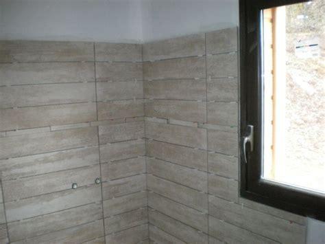 30 d 233 cembre fin des salles de bain et pose du lino at notre maison en bois