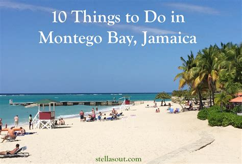 Montego Bay Things To Do Attractions Must See
