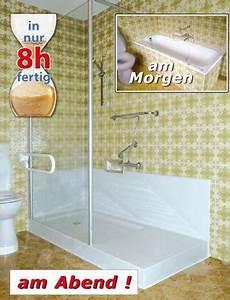 Umbau Wanne Zur Dusche : der umbau badewanne zur dusche kann in beinahe jeder einbausituation erfolgen einzige ausnahme ~ Markanthonyermac.com Haus und Dekorationen