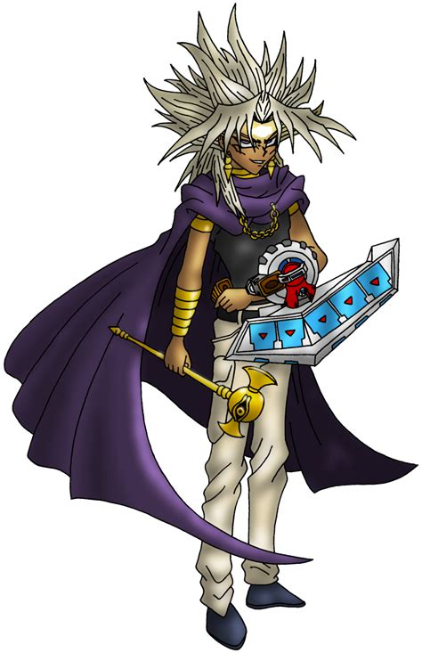 yami marik by sephiroth7734 on deviantart