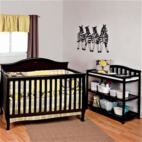 child craft 2 nursery set camden 4 in 1 convertible crib and arched dressing table in