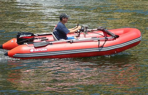 Inflatable Boat With Console by Central Console System For Inflatable Boats Ribs Jon Boats