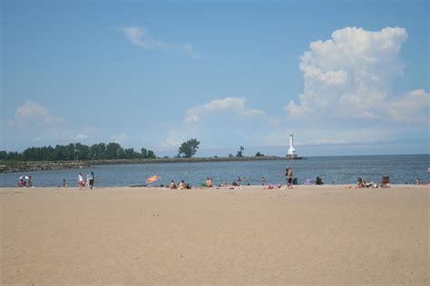 Public Boat Launch Near Cedar Point by Where Can I Enjoy The Beach At Ohio S Lake Erie Shores