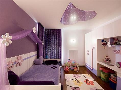 Girls Bedroom : Cool Bedrooms For Teenage Girls With Purple Color
