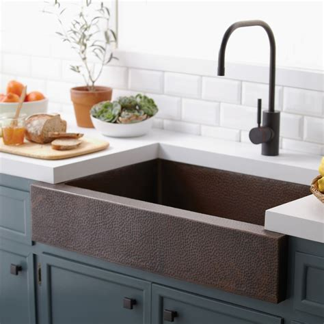 Luxury Copper Kitchen Sinks  Native Trails