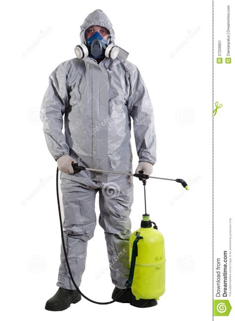 Pest Control Worker Stock Image Image Of Mice, Vermin