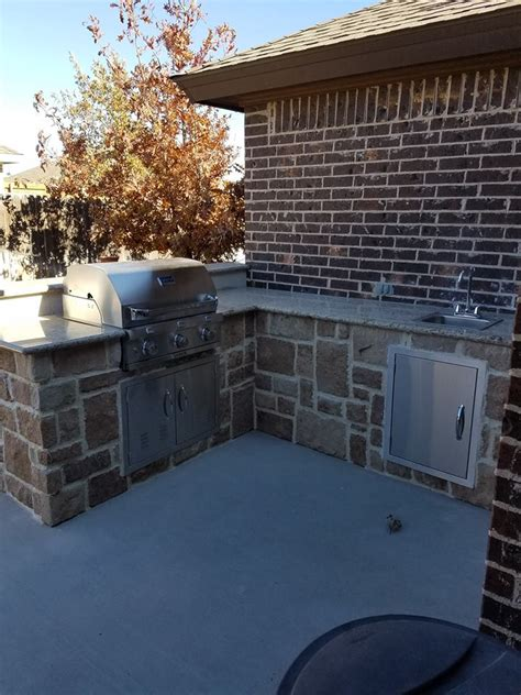 Outdoor Kitchens Gallery  Outdoor Concepts Texas