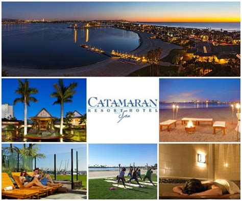 Catamaran Hotel Spa San Diego by Catamaran Resort Hotel On The Beach San Diego Spas