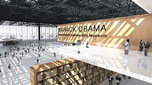 Chicago Park Board Approves Obama Library Land Transfer ...
