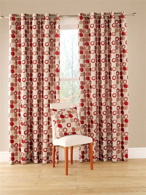 geometric pattern curtains home design ideas