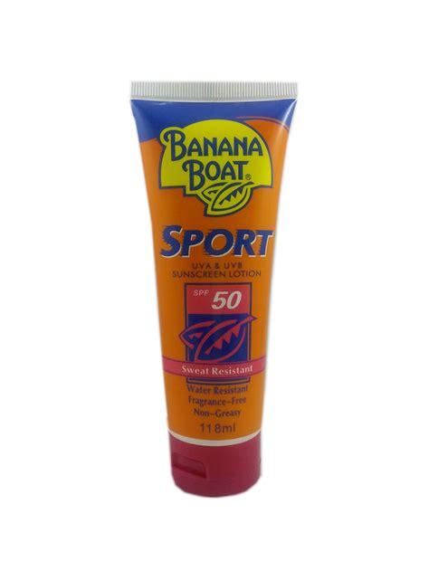 Banana Boat Sunscreen Online by Buy Banana Boat Sport Uva And Uvb Sunscreen Lotion Sweat