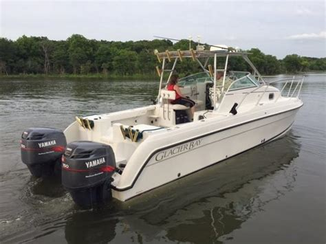 Nautic Star Boats Oklahoma by Used Power Boats Bay Boats For Sale In Oklahoma United