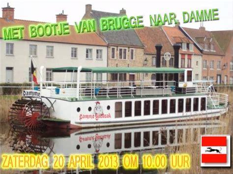Bootje Brugge by Activiteiten 2013 Met Bootje Naar Damme 2013 Walraetstraat