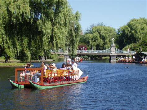 Swan Boats Boston Public Garden by Google Image Result For Http Www Historictours