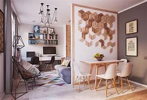 Mini Apartment Einrichten : 40 mq belli funzionali e moderni ~ Markanthonyermac.com Haus und Dekorationen