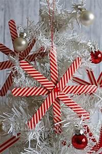 Bastelideen Weihnachten Kinder : basteln mit kindern zu weihnachten holz schneeflocken basteln ~ Markanthonyermac.com Haus und Dekorationen