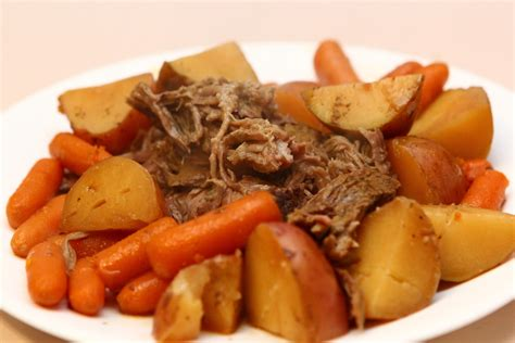 crock pot roast beef recipes dishmaps