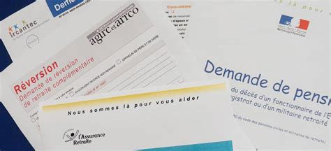 pension de reversion le guide des pensions de r 233 version