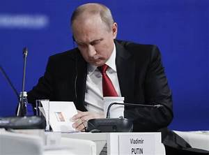Putin ridicules claims of meddling in US vote | The ...