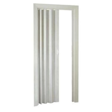 accordion doors home depot spectrum 32 in x 80 in ellington vinyl white ash