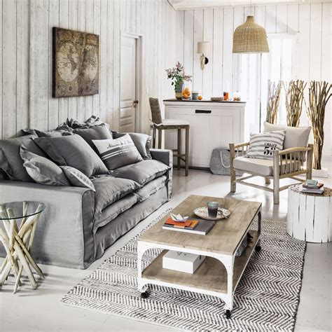 marine interiors from magazine maison du monde coastal house