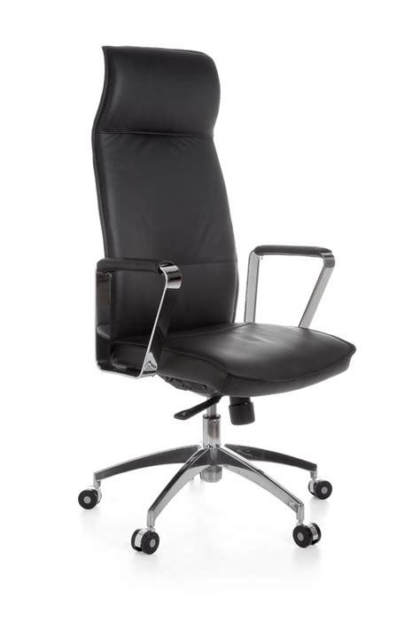 amstyle chaise de bureau en cuir pr 233 sident ex 233 cutif v 233 rone noir office neuf ebay