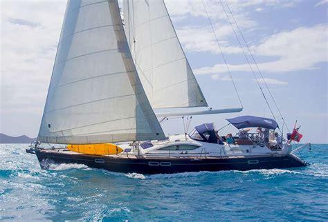 Sailing Boat A Price by Sayang Crewed Sailing Yacht Charter British Virgin Islands