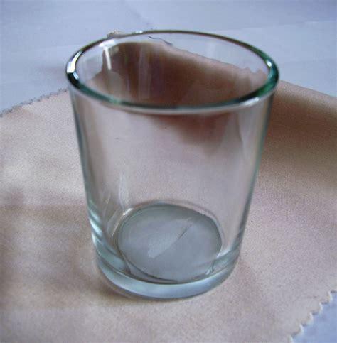 photophore en verre cylindrique 224 d 233 corer cr 233 ation de bougies par le grenier de nounette