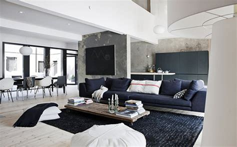 black and white living room design iroonie