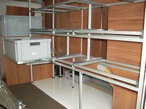 Regal Für Garage : rg regalbau f r reisemobile ~ Markanthonyermac.com Haus und Dekorationen