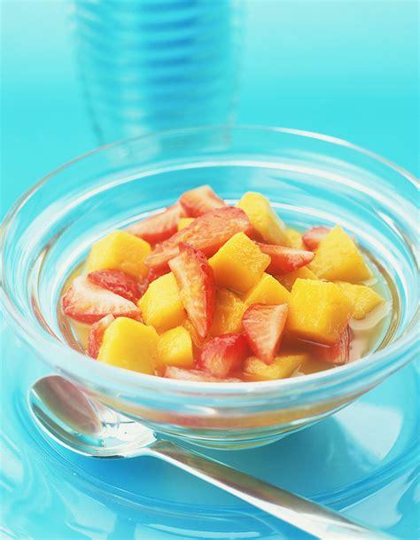 dessert l 233 ger salade de fruits jaunes au gingembre 15 desserts l 233 gers pour assurer cet 233 t 233