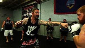 PTSD: Army veteran starts MMA 'fight club' to help others ...