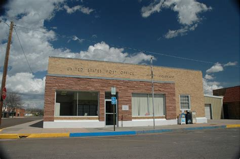 akron post office akron co post office photo picture image colorado