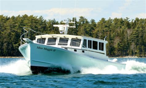 Sw Boat Video by Sw Boatworks Survived And Now Thrives On Maine