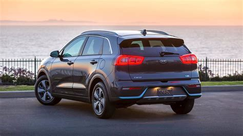2018 Kia Niro Plugin Priced From $28,840, Build Yours Today