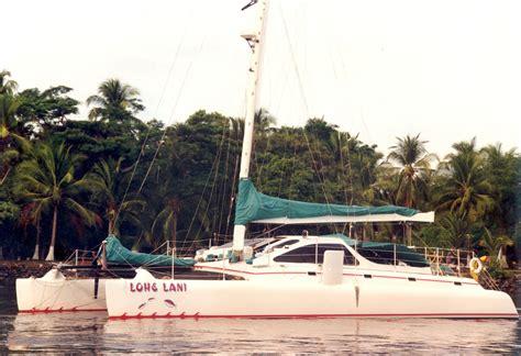 Catamaran Day Charter A Vendre by 1990 Custom Morrelli 49 Passenger Charter Catamaran
