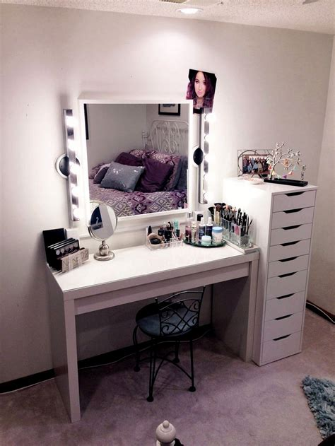Diy Makeup Vanity Brilliant Setup For Your Room. Triangle Pub Table. Shaker Chest Of Drawers. Build My Own Computer Desk. Kelly Services Help Desk. Fold In Half Table. Small Desk Calendars. Unique Office Desk Ideas. Glass Writing Desk