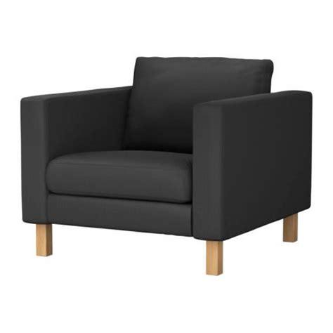 ikea karlstad armchair slipcover chair cover ullevi gray grey